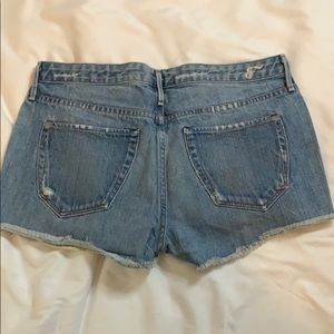 Earnest Sewn Shorts - Earnest Sewn booty shorts